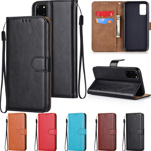 Image 1 - Pu Leather Case Voor Oppo Vinden X3 X2 Lite A94 A93 A54 A55 A53 A74 A73 A11K A5 A9 2020 f19 F17 Pro Funda Kaarten Wallet Cover