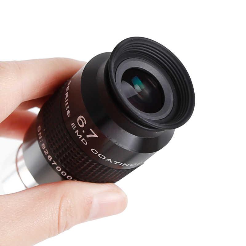 Maxvison 82 Graden Oculair 1.25 Inch Oculair Parfocaal Oculair Astronomische Telescoop Accessoires Niet Monoculaire