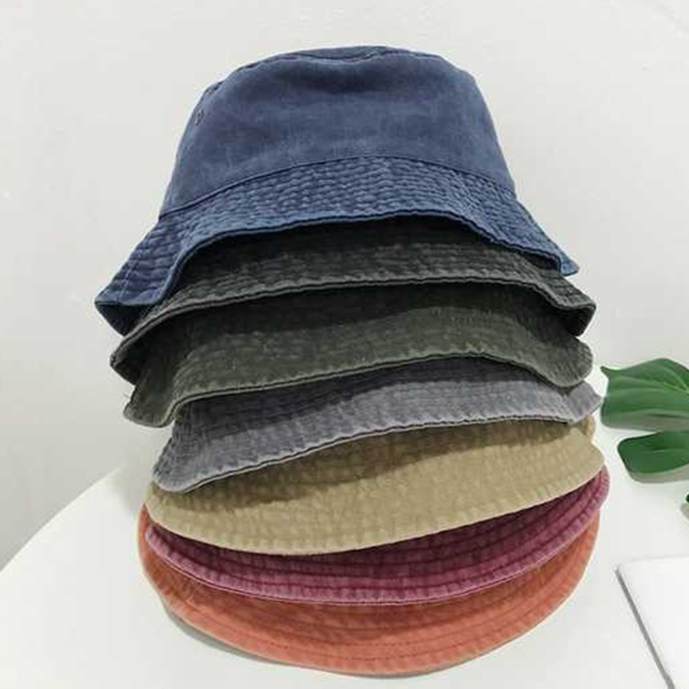 Fisherman's Unisex Fashion Bob Caps 3