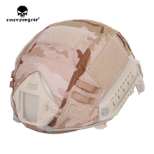 emersongear Emerson FAST Helmet Cover Tactical Hunting Camo Headwear MCAD