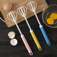 Egg-Tools Beaters Manual-Whisk Small-Cream Stainless-Steel Household