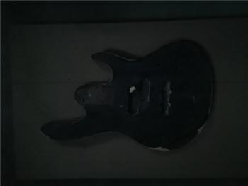 Afanti muzyka DIY gitara zestaw DIY gitara elektryczna ciała (MW-3-576) tanie i dobre opinie none not sure Nauka w domu Do profesjonalnych wykonań Beginner Unisex CN (pochodzenie) Drewno z Brazylii Electric guitar