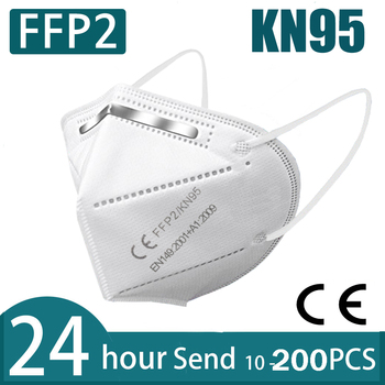 10-200 ffp2 face mask facial masks filter maske KN95 protect mask Safety dust mouth mask FFP2mask KN95mask tapabocas mascarillas