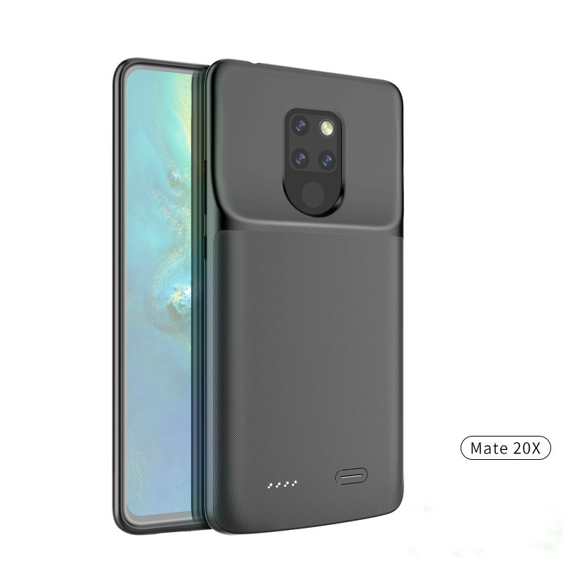 SeenDa 6000mah Battery Charger Case For Huawei Mate 20X Full Protect Shockproof Power Bank Case External Back Clip Battery Cover