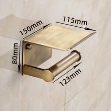 Напрямую от производителя продажи алюминиевый держатель для мобильного телефона Подставка для конусов держатель туалетной бумаги 150 Размер