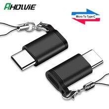 USB C адаптер типа OTG C кабель зарядного устройства микро-usb конвертер для Macbook Pro samsung S10 S9 huawei P30 Xiaomi OnePlus 7T Тип-C
