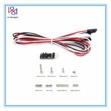 Mk2.5/Mk3 Om Mk2.5s/Mk3s 3D Ir Filament Sensor Upgrade Detecteren Vast Filament Sensor Kit Pinda V2 Sensor voor Prusa I3 MK2.5S/MK3S