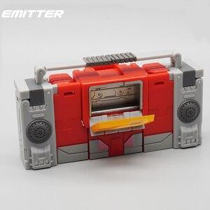 Image 4 - 변환 mft MF 49 MF49 블래스터 그림 장난감 레코더 모델 액션 피규어 변압기 완구 G1