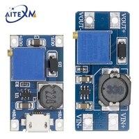 1PCS MT3608 DC-DC Step Up Converter Booster Netzteil Modul Boost-Step-up Board MAX ausgang 28V 2A für Arduino Diy Kit