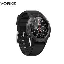 Vorke VM2 Смарт-часы gps Bluetooth Смарт-браслет монитор сердечного ритма вызов сообщение напоминание музыкальный плеер несколько видов спорта IP67