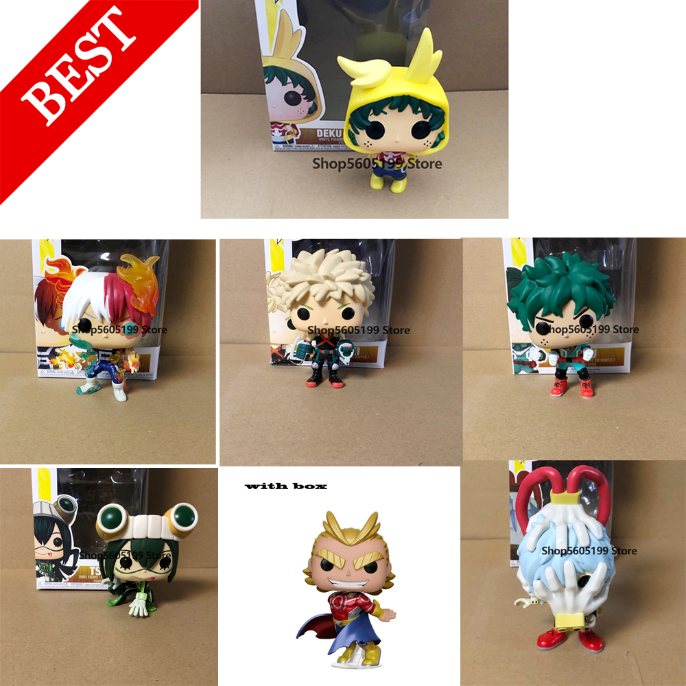NEW  My Hero Academia Deku in Onesi 494# with box Figure POP Toys Collection model toy for children|Action & Toy Figures|   - AliExpress