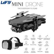 Mini zangão profissional com 4k 1080p câmera wifi fpv quadcopter altura mantendo dobrável rc helicóptero presente kit livre vr óculos