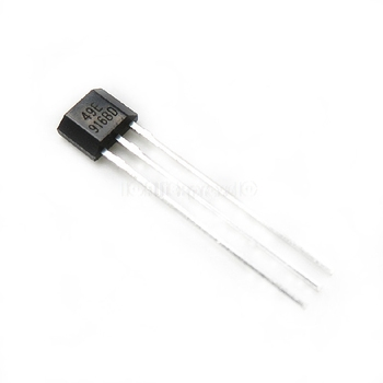 10pcs/lot 49E TO-92 AH49E OH49E SS49E LINEAR HALL-EFFECT IC In Stock - discount item  8% OFF Active Components