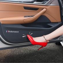 Car Interior Door Anti-dirty Pad Anti-Kick Pad Door Protection Cover for BMW F30 F34 F10 F48 F25 F26 F15 F16 F01 G30 G32 G01 for bmw e90 e92 e93 f20 f21 f30 f31 f32 f33 f34 f15 f10 f01 f11 f02 g30 m performance side skirt sill stripe body decals sticker