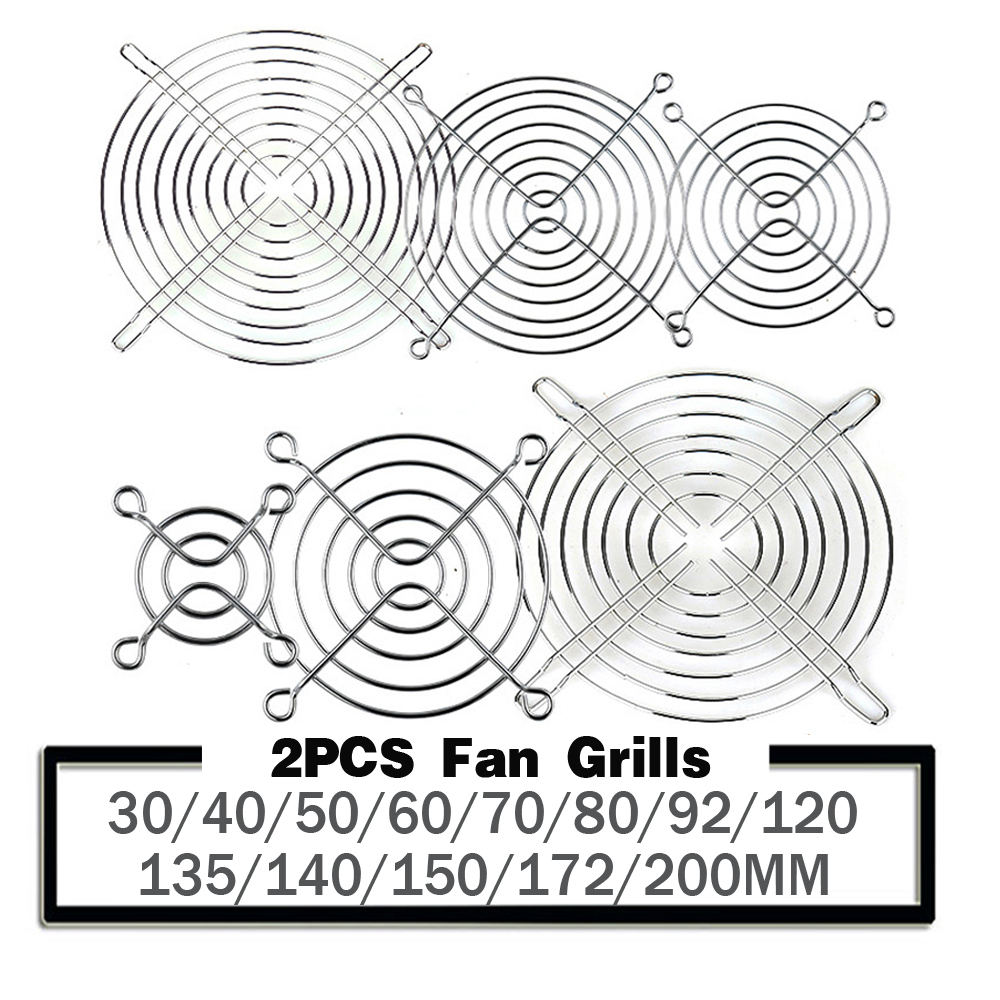 15050 fan grill guard 15cm metal net Ventilated protective