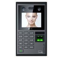 Biyometrik parmak izi ve yüz erişim kontrol makinesi sistemi 500 adet yüz 1500 figners tcp/ip 2.8 inç LCD RFID IC kartı seçeneği|Parmak İzi Tanıma Cihazı|   -
