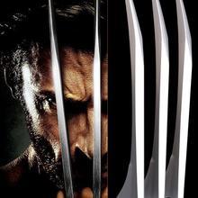 25 см Косплей X-men Росомаха Логан клинок коготь Росомаха когти Опора лапа супер оружие героя X проект Модель Коллекция