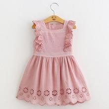 Menoea Girls Dresses European Style Kids Dress for Girls Pattern A Line Dress for Girls Floral Dress Fashion Children Clothing цена 2017