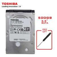 Marca TOSHIBA 500GB 2.5 SATA2 Taccuino Del Computer Portatile Interno 500G HDD Hard Disk Drive 160 Mb/S 2/ 8mb 5400-7200RPM disco duro interno