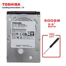 TOSHIBA marka 500GB 2 5 #8222 SATA2 Laptop Notebook wewnętrzny 500G dysk twardy hdd 160 MB s 2 8mb 5400-7200RPM disco duro interno tanie tanio SATA 3 0 SATA 2 0 Używane 500 gb 5400 rpm 300 MB s 160g 12 0 ms Monitoring T-B500G 1 pc