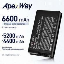 Bateria Do Portátil para ASUS F8 Apexway F80 F80H F80A F80S F80Q F80L F80M F81 F81SE X82SE F83 F50S X61 X61W X61S X61GX X61SL X61Z