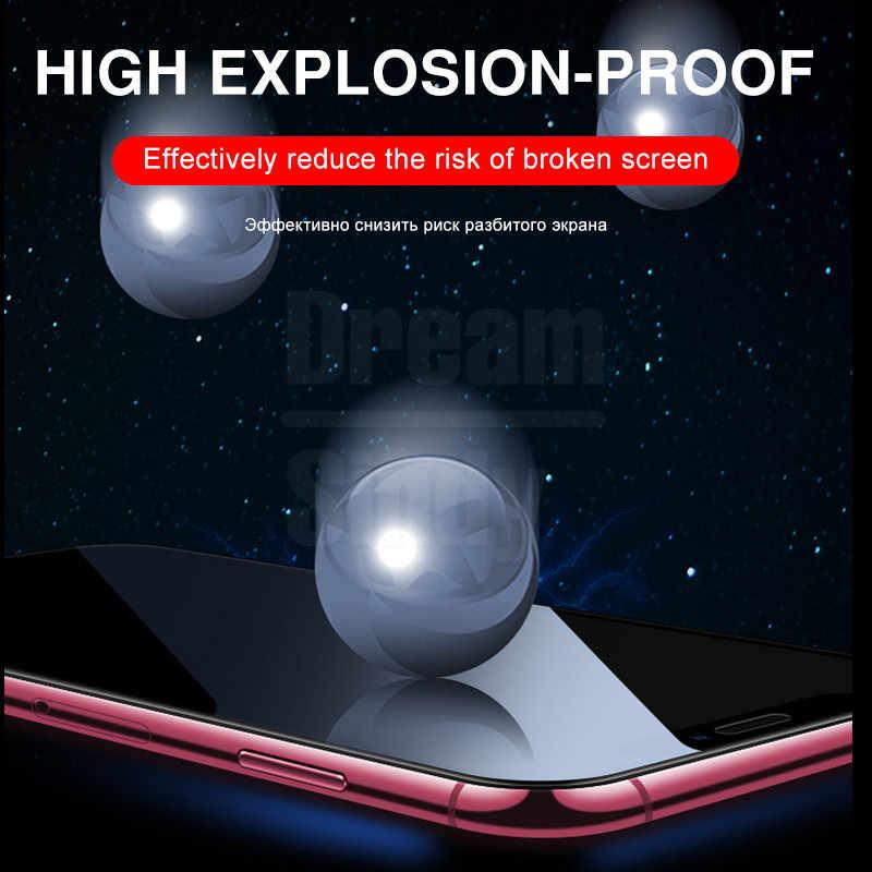3-1 pièces 100D Film Hydrogel à couverture complète pour Xiaomi 9T Pro 8 Lite 9 SE cc9 protecteur d'écran pour Xiaomi A1 A2 A3 Lite Film de protection