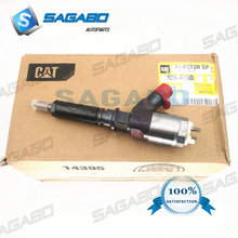 genuine and brand new Fuel Injector 326-4700 3264700 for C6 C6.4 Engine 320D 320DL for Caterpillar C6,C6.4,320D excavator цена