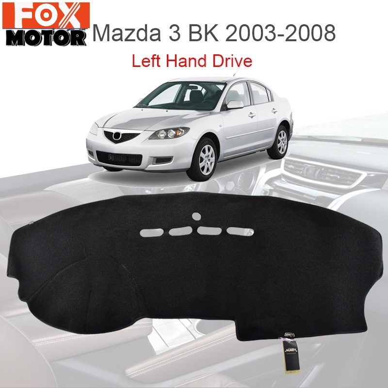 MAZDA 3 BLACK /& BLUE TRIM CAR FLOOR MATS 04-05
