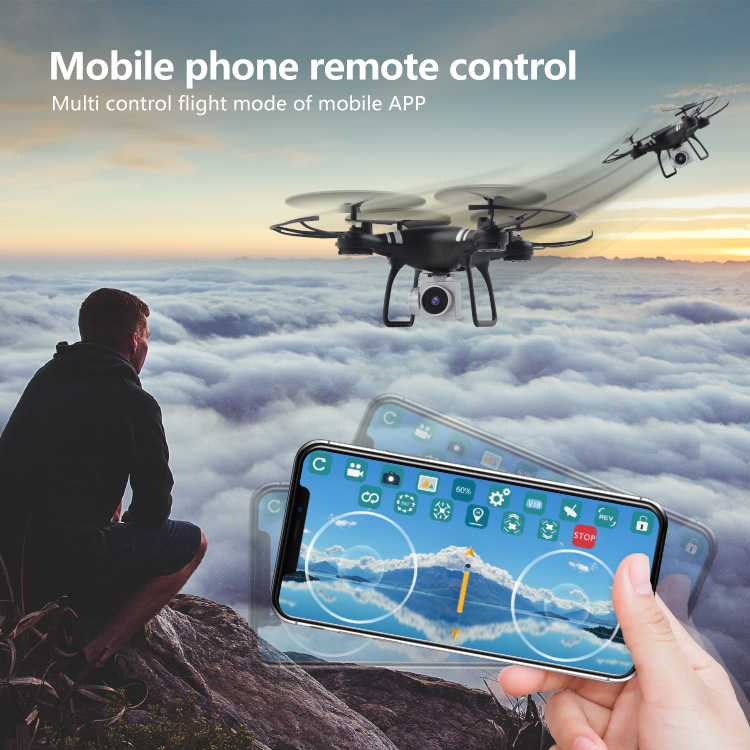 S101 Hot Sales High-definition Aerial Photography Set High Unmanned Aerial Vehicle Quadcopter Remote Control Aircraft UFO