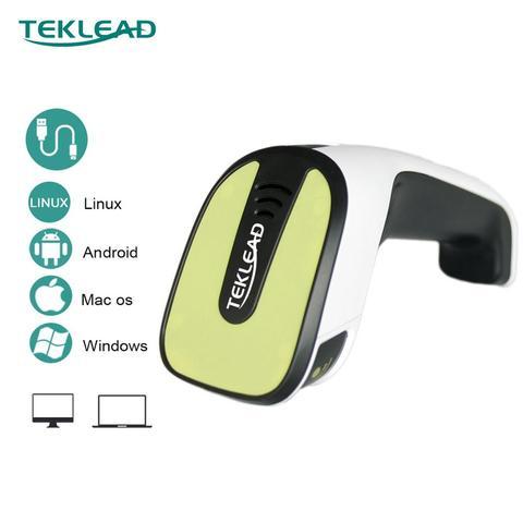 teklead 1d ccd scanner de codigo