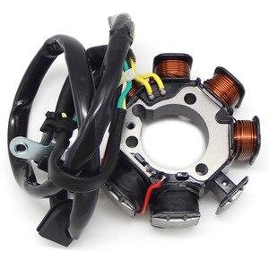 Магнитный статор двигателя, генераторная катушка, катушка статора зажигания для Kawasaki KLX300R KLX250 KLX250R 21003-1269 21003-1274