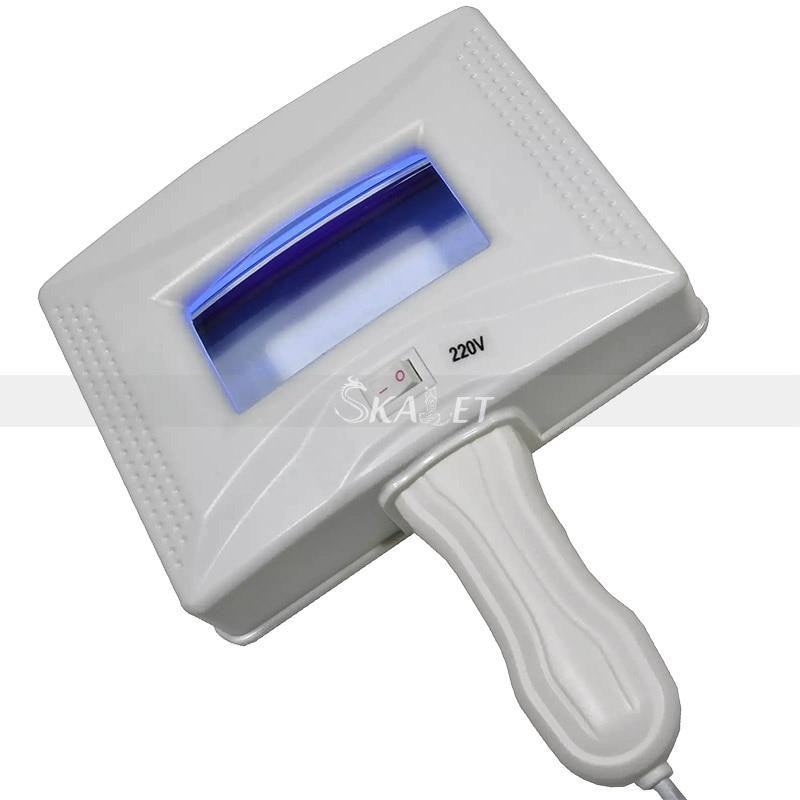 CE Certificated Skin Care Diagnostic Analyzer UV Light Woods Lamp Facial Analyzer For Home Use