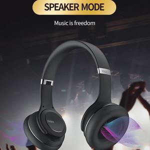 Image 2 - Sodo V8 Bluetooth Hoofdtelefoon Luidsprekers 2 In 1 Opvouwbaar Nfc Hifi Stereo Draadloze Hoofdtelefoon V5.0 Met Mic Ondersteuning Tf Card F