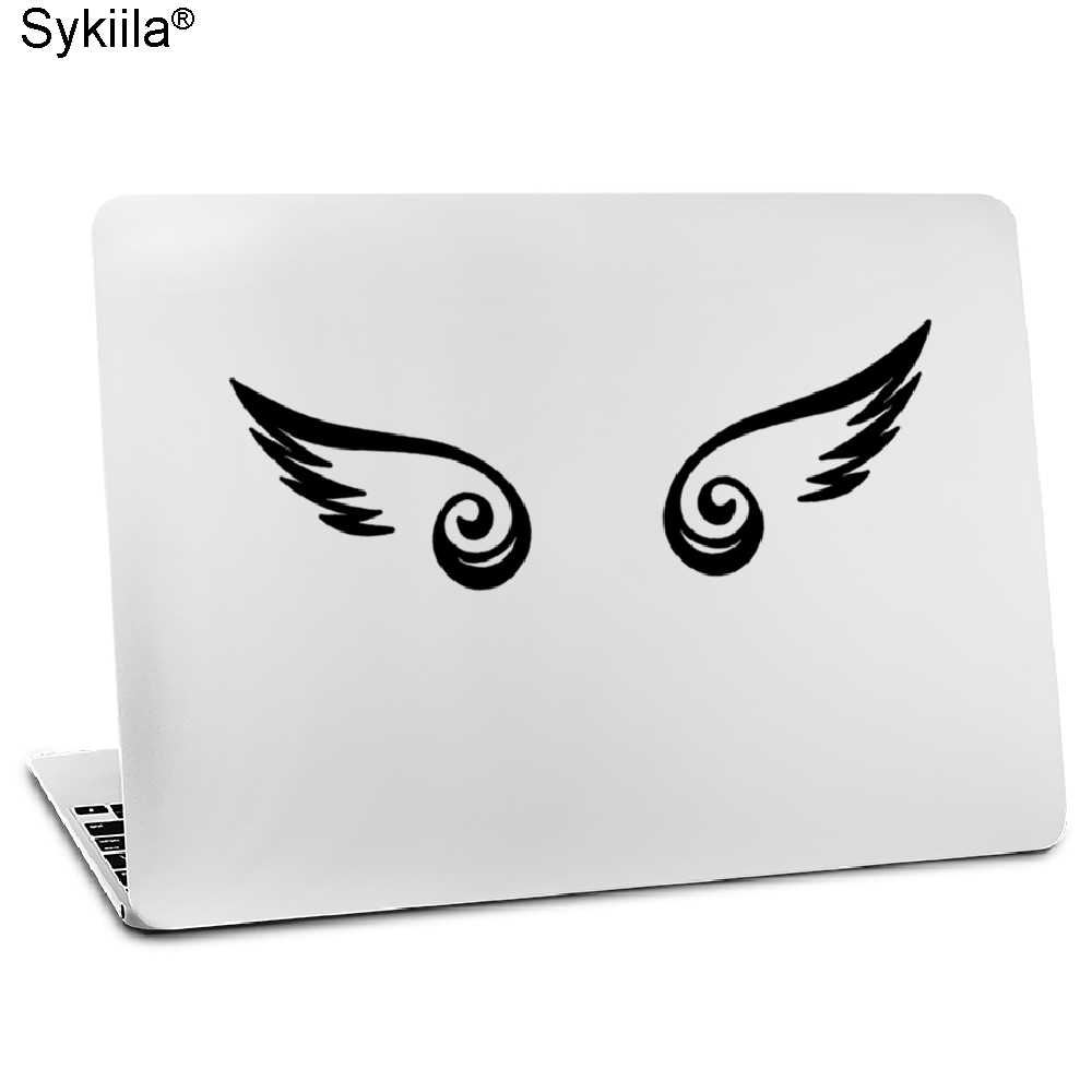 Sykiila vinyle peau pour Apple Macbook autocollant Air 11 12 13 Pro 13 15 16 rétine mur décalcomanie ordinateur portable collant tactile Guy Notbook couverture
