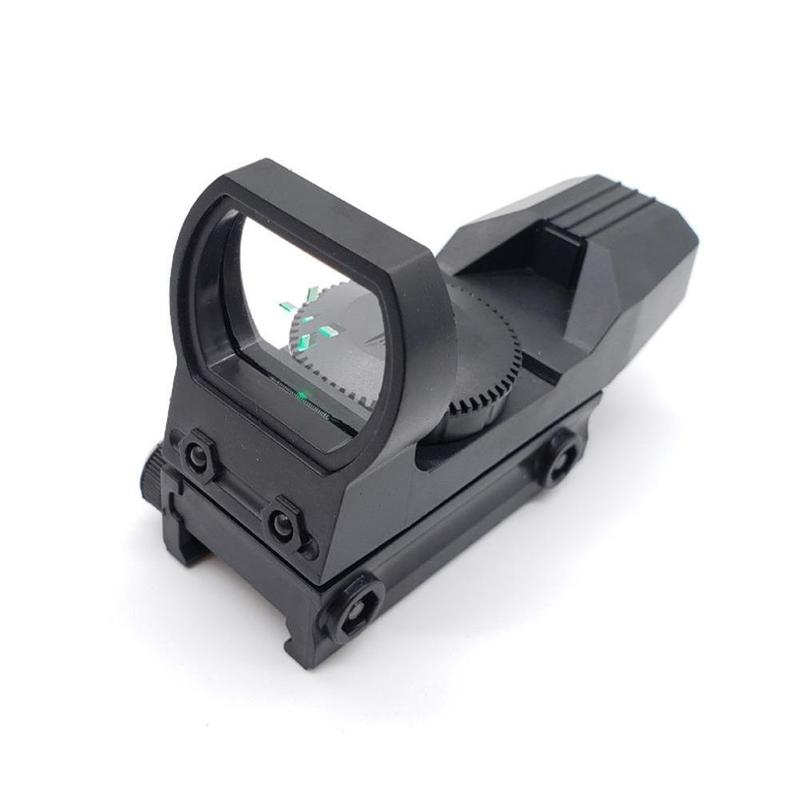 20mm pușcă lunetă optică de vânătoare holografică punct roșu - Vânătoare - Fotografie 3