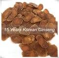 15 anos Panax Ginseng Coreano Vermelho Orgânico Melhorar A Imunidade Humana Saúde Raízes de Ginseng Vermelho