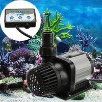 Bomba de Água Submersível aquário Do Tanque de Peixes de Fluxo Variável Atualização Controlável Submergir Marinhos Bomba De Aquário de Água Doce Acessório