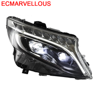 Running Accessory Lamp Luces Led Para Auto Automobiles Headlights Rear Car Lights Assembly 16 17 18 FOR Mercedes Benz Vito
