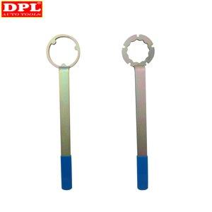 Image 1 - DPL – kit doutils dinstallation et de démontage de la courroie de distribution du moteur, pour Subaru Forester, porte clé à poulie darbre à cames, outil de réparation automobile