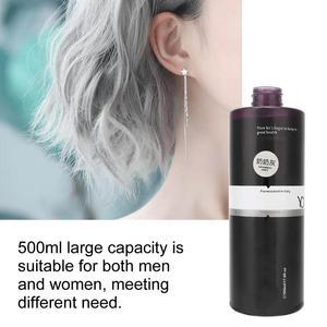 Image 5 - 500ml Colourful FAI DA TE Colorazione Tinture per capelli Crema di Lunga Lasing Semi Permanente Crema di Colore Dei Capelli di Parrucchiere Strumenti Salone di Bellezza