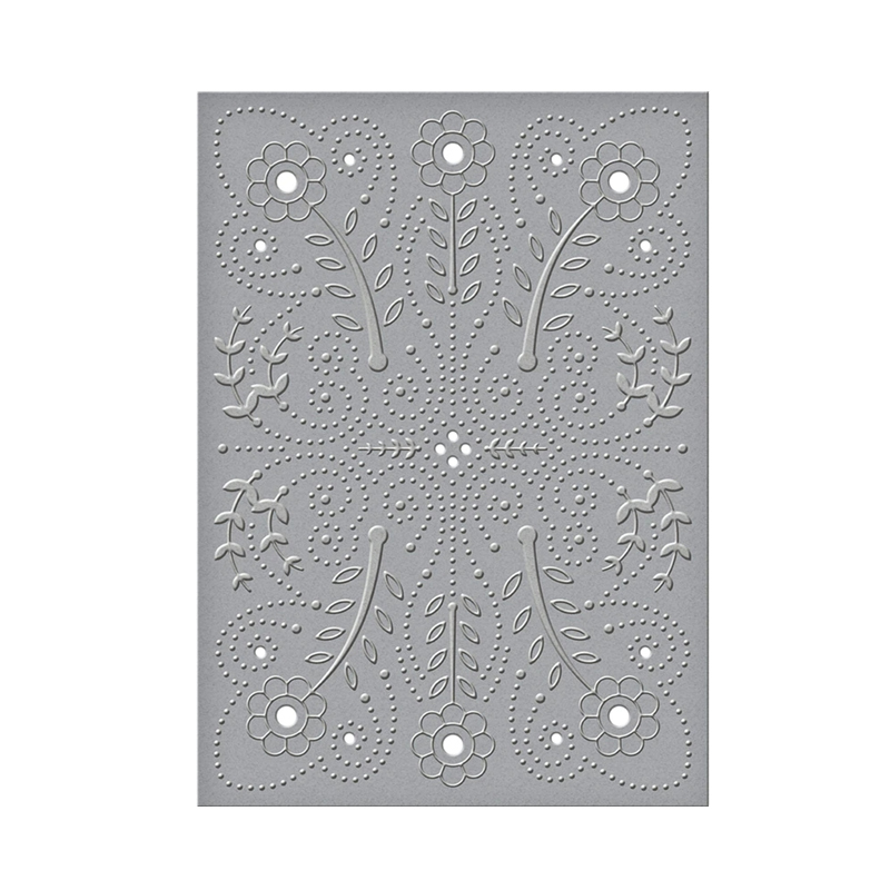 Die Frames Scrapbooking No-Stamp-Set Background Embossing Paper-Card-Making Metal-Cutting