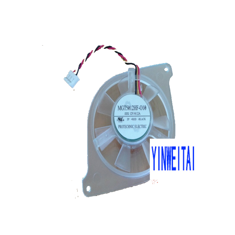 2pcs <font><b>Fan</b></font> for MGT5012HF-O10 MGT5012HF-010 0.12A graphics card <font><b>fan</b></font> Hole is apart from the <font><b>80mm</b></font> image
