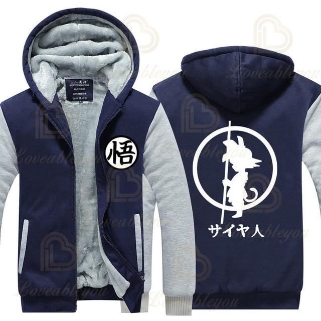 японское пальто с аниме толстовка уличные куртки зимняя теплая фотография