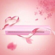 Wide Laminating Machine   A3 Pink Enterprise Laminating Machine   Girl Heart Household Laminating Machine Laminating Machine