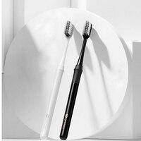 Mit reise box Youpin Arzt B Zahn Bass Methode Besser Pinsel Draht Paar Zahn Pflege