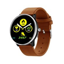 Ip68 Waterproof Smartwatch Sport Watch Heart Rate Health Wristband Smart Bracelet For Most Smartphones Dropshipping(China)
