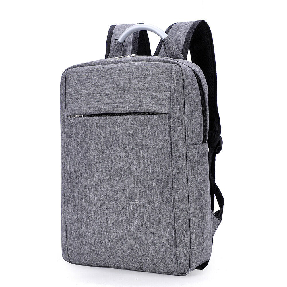 Classic Men Backpack 15.6 Inch Laptop Backpack Business Anti-theft Travel Backpack School Bag