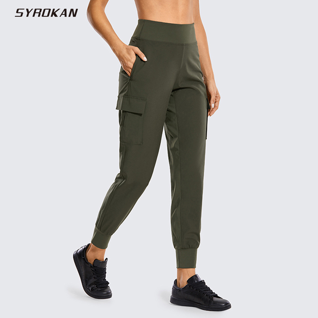 Women's Quick Dry Lounge Joggers with Pockets