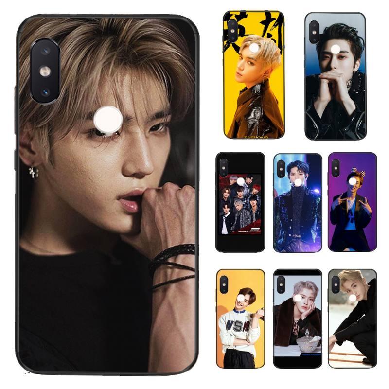 YNDFCNB KPOP K.A.R.D MONSTA X NCT 127 funda de teléfono para Xiaomi suave Redmi 5 5Plus 6 6A 4X 7 7A 8 8A 9 Note 5 5A 6 7 8 8Pro 8T 9