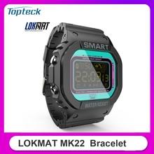 Watch Pedometer Reminder-Clock Smart-Bracelet Fitness Sport MK22 Call LOKMAT Digital